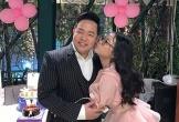 Quang Lê tới chúc mừng sinh nhật Phương Mỹ Chi, xóa tin đồn rạn nứt