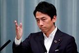 Bộ trưởng Nhật gây xôn xao vì nghỉ phép trông con