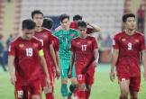 Vừa thua U23 Triều Tiên, U23 Việt Nam phải nhận thêm tin xấu trước vòng loại World Cup 2022