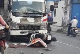 Va chạm với xe tải, một người nước ngoài thiệt mạng