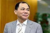 Công ty riêng của vợ chồng ông Phạm Nhật Vượng và giao dịch đáng chú ý tại Vingroup