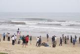 2 học sinh Hà Tĩnh mất tích khi tắm biển: Tìm thấy một thi thể