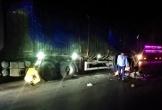 Hà Tĩnh: Va chạm ôtô đầu kéo, tài xế xe máy tử vong tại chỗ