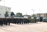 Công an TP Hà Tĩnh huy động 1.500 quân chống