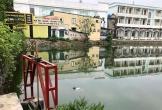 TP.Hà Tĩnh: Hoảng hốt xác người nổi trên mặt hồ sáng 30 Tết