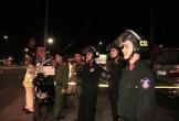 Hàng nghìn cảnh sát Hà Tĩnh ra đường quyết tâm