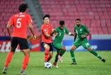Thắng kịch tính Ả Rập Xê Út, U23 Hàn Quốc vô địch U23 châu Á