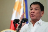 Tổng thống Duterte hô hào 'giết người giàu điên rồ'
