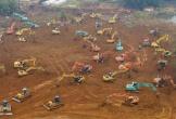 Cận cảnh TQ xây dựng thần tốc bệnh viện 1.000 giường ở Vũ Hán