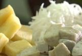 Ẩm thực xứ Nghệ: Chè khoai sọ nếp cẩm – món ăn thanh đạm ngày xuân