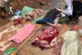 Tìm thấy thi thể 6 người trong một gia đình bị vùi lấp, 1 người đang mang thai