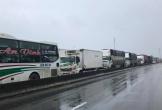 Hà Tĩnh: Tắc đường kéo dài, hàng nghìn chiếc xe