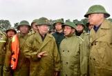 Phó thủ tướng Trịnh Đình Dũng: Hồ Kẻ Gỗ đã an toàn