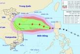 Bão số 8 đổ bộ đất liền vào sáng 26/10, Hà Tĩnh nằm trong tâm bão