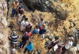 Lở đất tại mỏ than trái phép, ít nhất 11 người thiệt mạng