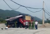 Hà Tĩnh: Công an tìm thấy gì trong buồng lái, nơi tài xế xe tải tử vong?