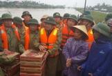 Hà Tĩnh: Phân bổ 11 tỷ đồng từ Quỹ Cứu trợ, hỗ trợ người dân bị ảnh hưởng lũ