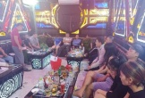 Phát hiện nhiều cặp đôi nam nữ sử dụng ketamine, bay lắc trong quán karaoke