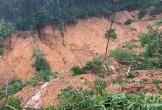 Sạt lở đất vùi lấp lán trại 4 người đi rừng, đã tìm thấy 1 thi thể