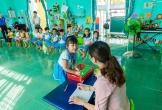 Thêm nhiều học sinh tiểu học tại Hậu Giang đón chào năm học mới cùng sữa học đường
