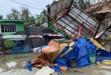 Video: Những hình ảnh tàn phá của Molave tại Phillipines