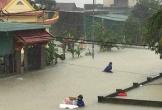 Cảnh báo lũ lớn, sạt lở đất tiếp tục xảy ra tại Hà Tĩnh