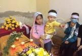 Đau xót nhìn 2 đứa con thơ bơ vơ ngày mất mẹ, người chồng đau đớn nhập viện