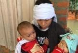 Chồng bị lũ cuốn trôi 3 ngày mới tìm thấy để lại 3 con thơ nheo nhóc cho người vợ trẻ