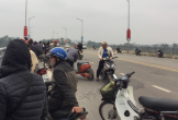 Để lại xe máy trên cầu, nam thanh niên gieo mình xuống sông tự tử