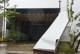 Hai người chết, 5 người bị thương ở Quảng Ngãi do bão số 9