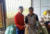 Nhặt được vàng trong gói hàng cứu trợ, thanh niên Hà Tĩnh tìm người trả lại