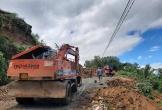 Thêm một vụ sạt lở đất ở Quảng Nam, 11 người bị vùi lấp