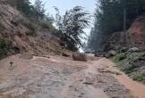 Hà Tĩnh: Sạt lở núi Quảng Sơn, khẩn trương sơ tán 343 người