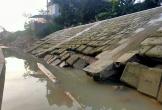 Nhà cạnh dự án kè tiền tỷ sập trong cơn mưa