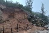 Sạt lở núi ở 2 xã Hà Tĩnh, 7 lệnh sơ tán dân khẩn cấp