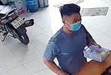 Hé lộ hình ảnh nghi phạm giết người phụ nữ trong nhà nghỉ