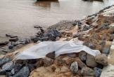 Công trình kè 26 tỷ đồng do Công ty 68 Hà Tĩnh thi công sụt lún khi chưa hoàn thiện