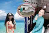 Nhan sắc xinh đẹp của nữ tiếp viên hàng không trước khi bị tai nạn khiến cơ thể thương tật vĩnh viễn 75%