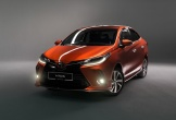 Soi mẫu Toyota Vios 2021 vừa ra mắt ở Việt Nam, giá bán chỉ từ 408 triệu đồng