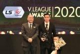 Văn Quyết xuất sắc nhất V-League 2020