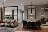 Bày cách thiết kế căn hộ 2 phòng ngủ từ 55 m2 cho gia đình trẻ