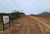 Hà Tĩnh: Công ty Vinaco khai thác đất ngoài phạm vi được cấp phép và trong hành lang lưới điện 500KV