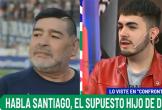 Người tự nhận là con trai đòi khai quật thi thể Maradona