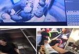 Thang máy rơi tự do từ tầng 5, nhiều người bị thương