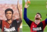 Messi bị phạt 3.600 USD vì hành động tưởng nhớ Maradona