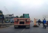 Va chạm với xe tải chạy cùng chiều, người phụ nữ đi xe máy tử vong tại chỗ