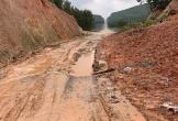 Tuyến tránh Quốc lộ 1A, đoạn qua Đèo Con, tỉnh Hà Tĩnh và Quảng Bình: Chưa nghiệm thu nhưng đã hư hỏng nghiêm trọng.