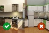 Đặt bếp phạm phải 4 sai lầm này khiến gia chủ đau ốm quanh năm, trong nhà lúc nào cũng căng thẳng cãi vã