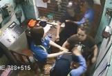 Nữ phóng viên VTV8 bị đôi nam nữ hành hung khi đang tác nghiệp