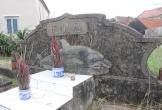 Hà Tĩnh: Độc đáo khu nghĩa trang thờ hơn 100 con cá Ông